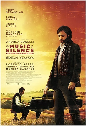 A Música do Silêncio Torrent Download    BluRay 720p 1080p