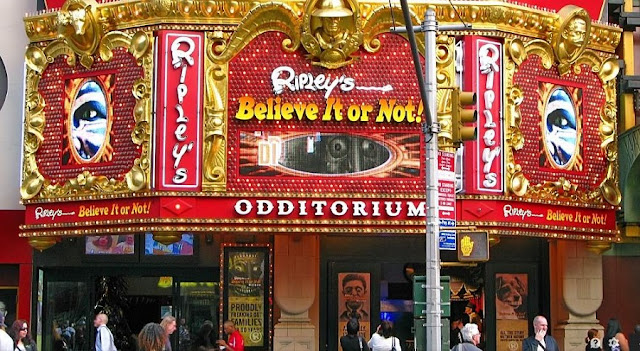 Museu Ripley's - Believe it or Not em Nova York