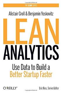 Lean Analytics - Alistair Croll y Benjamin Yoskovitz