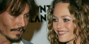 Vanessa Paradis was invited to Johnny Depp wedding