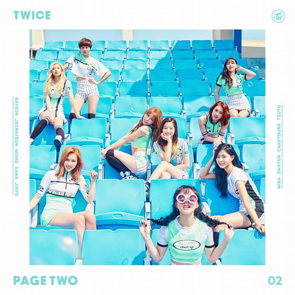 MP3/iTunes/FLAC][Mini Album] TWICE - Page Two [2nd Mini