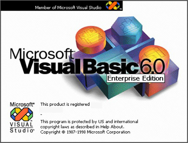 Cara Mengaktifkan Scroll Mouse Saat Edit Code VB 6.0