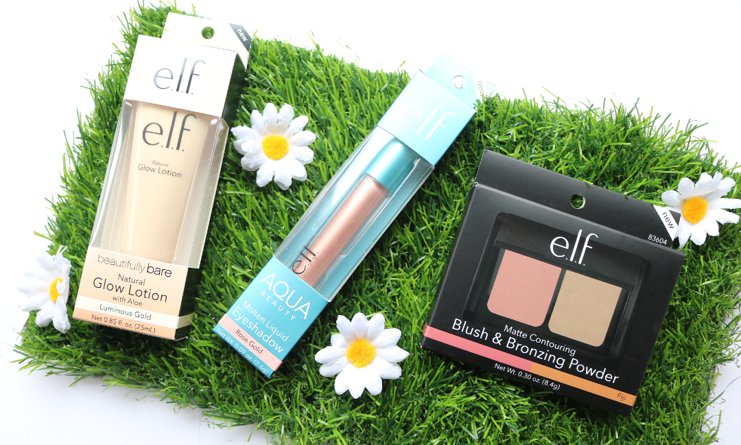 3 Makeup Essentials From E.L.F - Review & Swatches