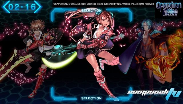 Operation Abyss: New Tokyo Legacy PC Full