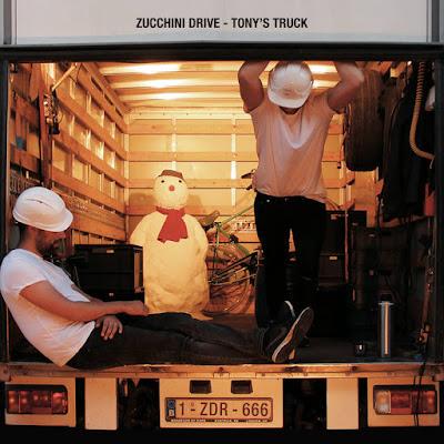 """ZUCCHINI DRIVE """"Tony's Truck"""""""