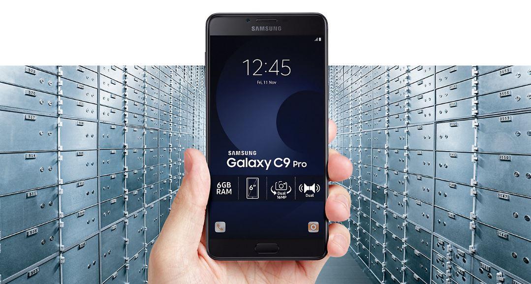 Samsung Galaxy C9 Pro specs