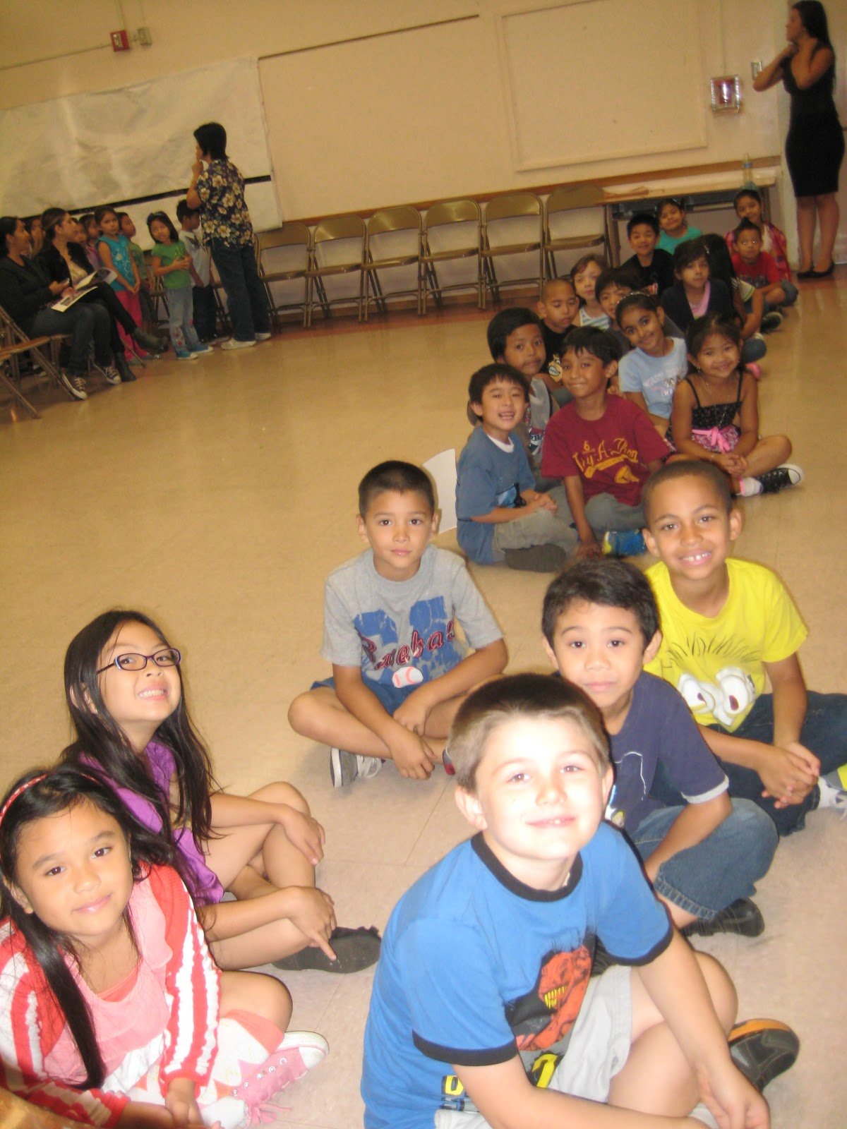 What is Happening in Mrs  Rivera's Classroom?: Unit 1