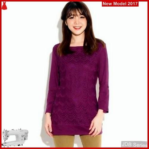 JDB171 Baju Purple Mb Brocade Perempuan BMGShop