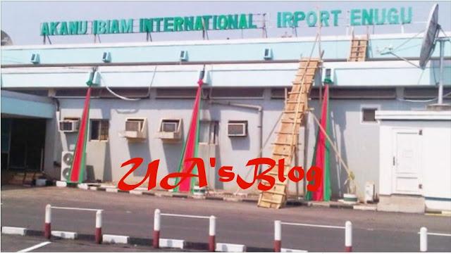 FG to shut down Enugu Airport for security reasons