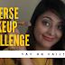 Reverse Makeup Challenge