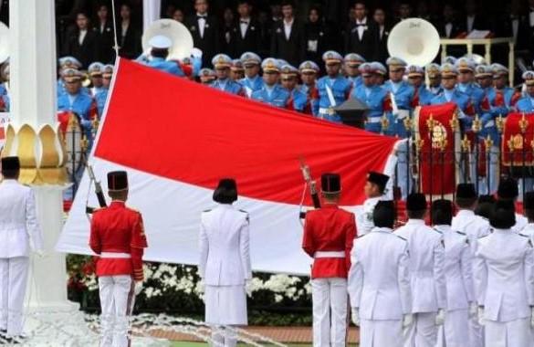 Upacara Detik-detik Proklamasi Kemerdekaan Indonesia ke 71