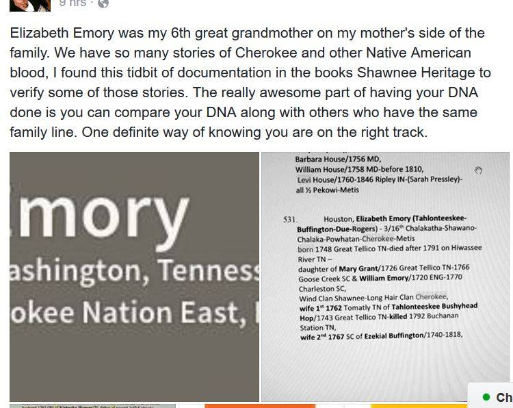 Shawnee Heritage by Don Greene aka
