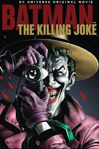 Batman: The Killing Joke (4K UHD Dual) (2016)