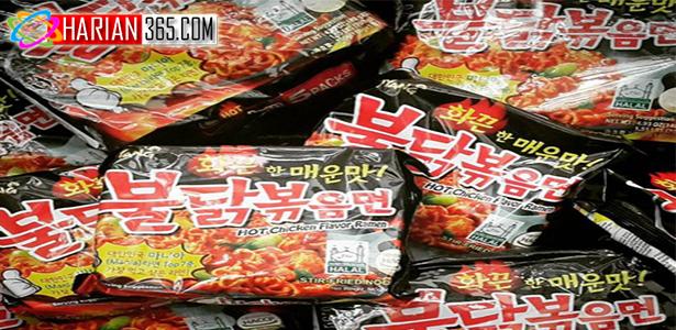 Harian365 Soal Mie Instan Korea Mengandung Babi Ini Kata Penjual