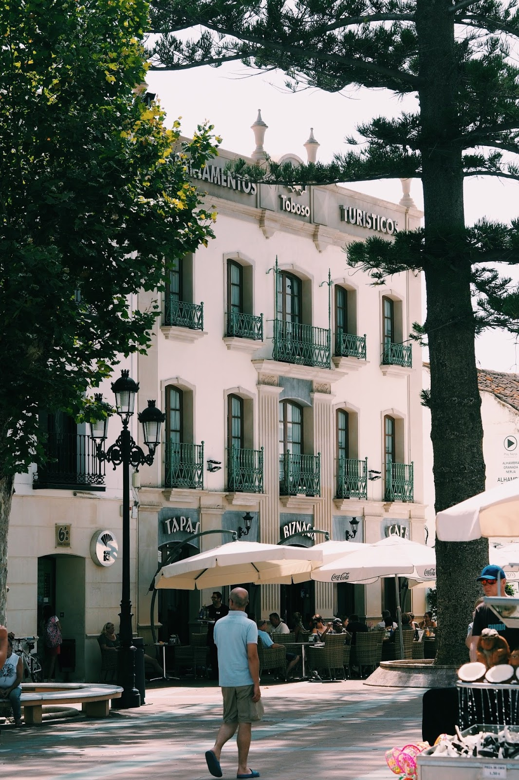 Nerja pictures where to eat what to do 2017