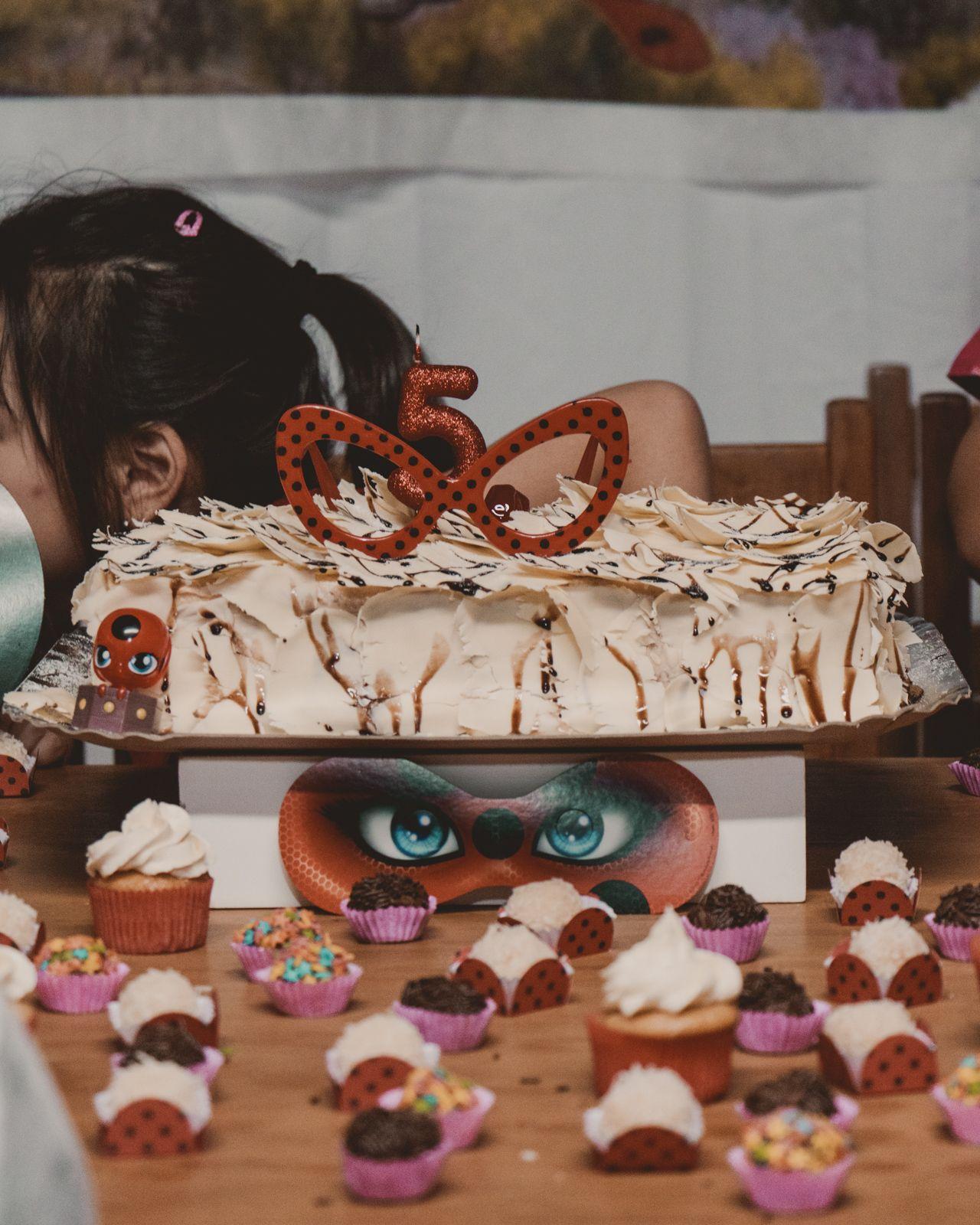 Festinha de aniversário | DAILY BLOG bolo