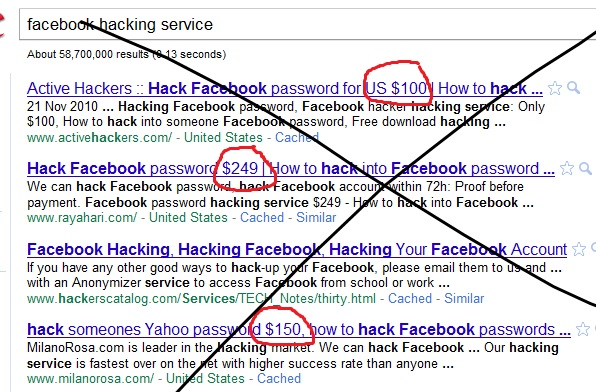 Reality Behind Hacking Facebook, Orkut, Gmail, Yahoo Accounts