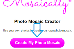 Cara Mudah Membuat Foto Mozaik Online Gratis