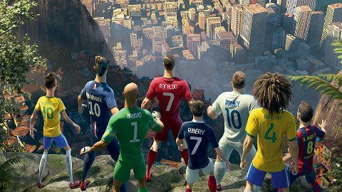 Nike Football: The Last Game.