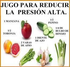 Alimentos para bajar la presión arterial Hoja de cheet