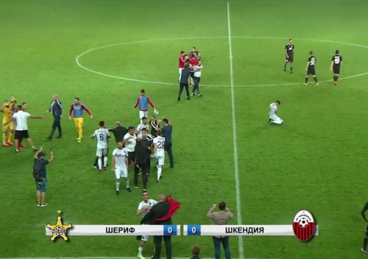 Tha Albanian team of Macedonia, Shkëndija got qualified for the third round of Champions League