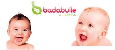 Enseigne pour bébé