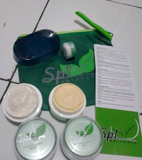 Paket Cream SPL Normal Original