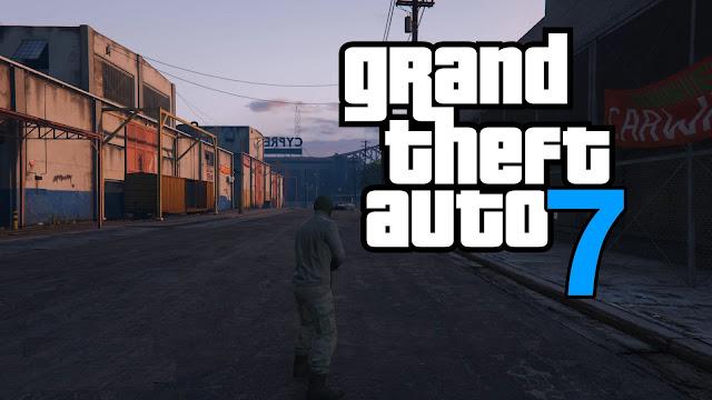 تحميل لعبة جاتا GTA 7 للكمبيوتر برابط مباشر ميديا فاير