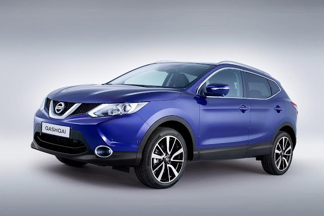 Nissan vendas europa