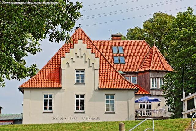 Zollenspieker Fährhaus Hamburg
