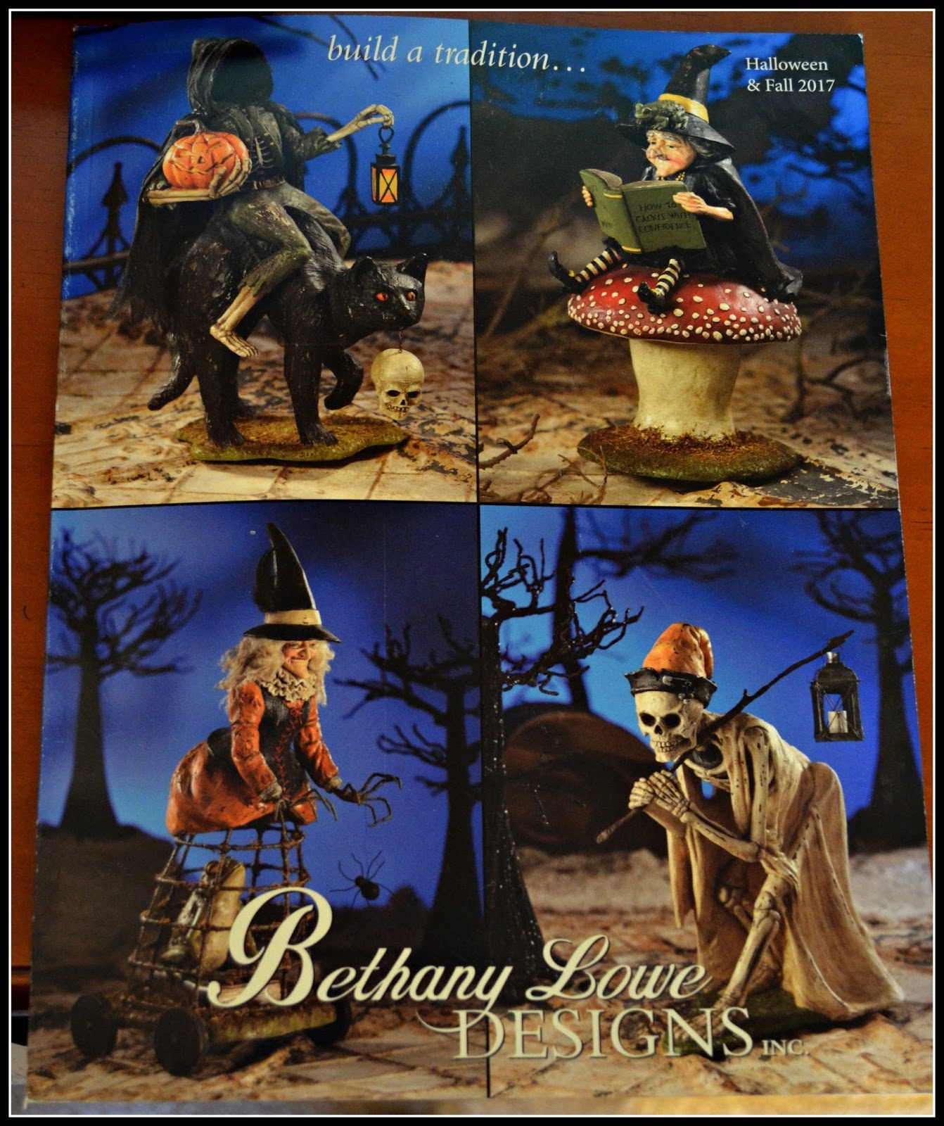 you might be interested in becoming a wholesaler of bethany lowe items you can find them at wwwbethanylowedesignscom request a catalog - Halloween Catalog Request