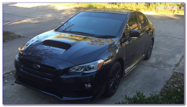 Subaru Factory WINDOW TINT Film