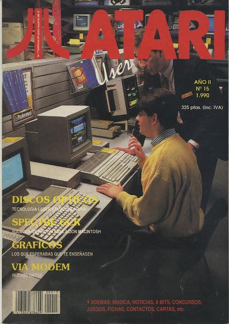 Atari User #15 (15)