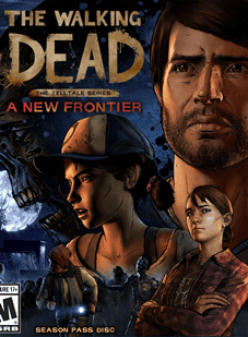 The Walking Dead: A New Frontier - PC (Download Completo em Torrent)