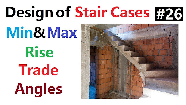 Design of stair cases