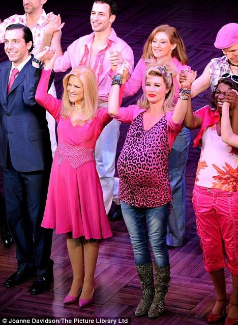 Legally Blonde London Cast 105