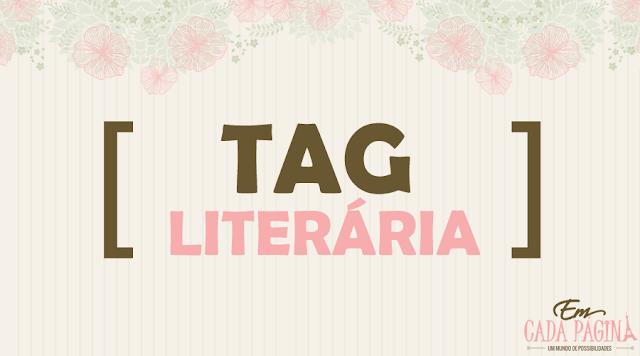 [TAG] 10 Perguntas Literárias