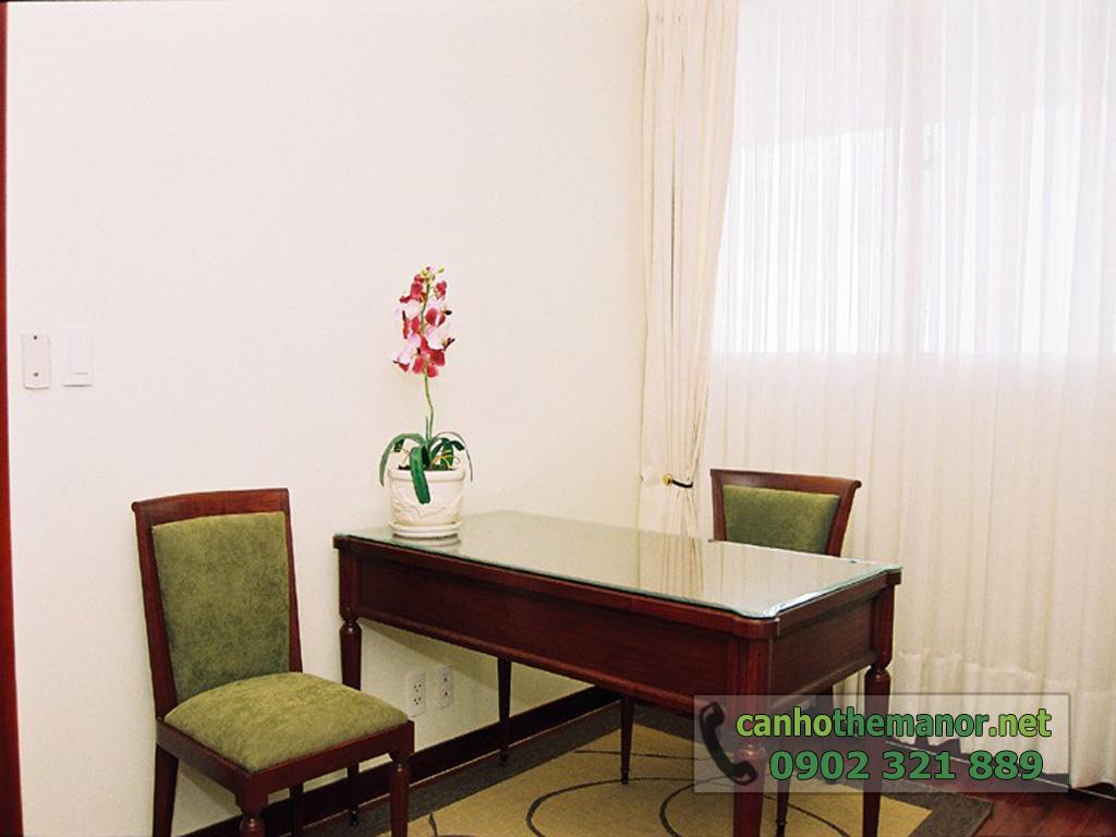 Bán căn hộ The Manor tầng 10 nội thất đẹp 2 phòng ngủ - hình 6