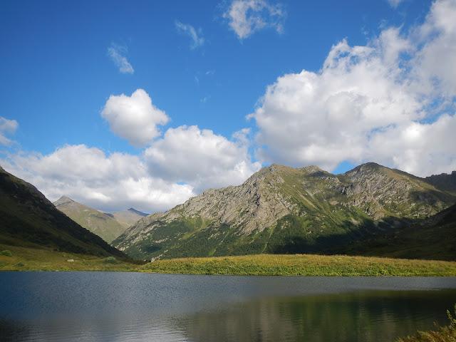 Озера Дзитаку (Семиозерье) Красная поляна