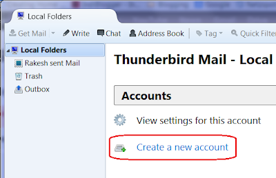 Setup AOL Email account on Mozilla Thunderbird