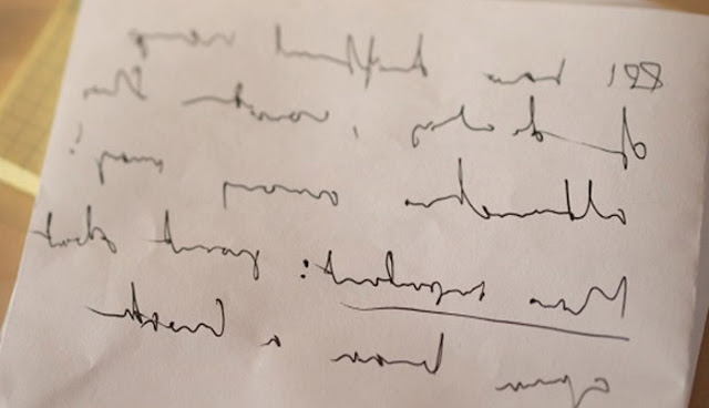 Doctor Bad Handwriting