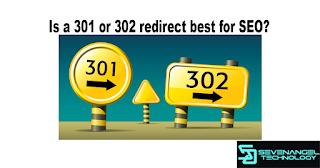 Manakah antara 301 atau 302 Redirect terbaik untuk SEO?