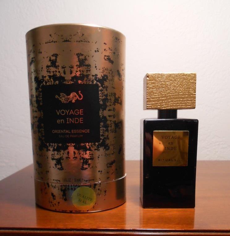 Rituals Voyage en Inde Eau de Parfum