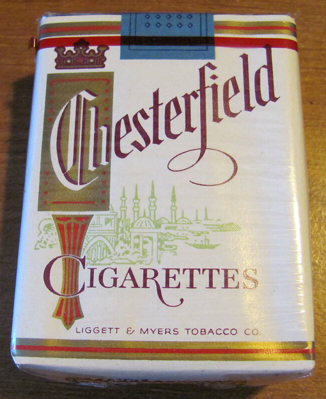 History's Dumpster: Forgotten Cigarette Brands