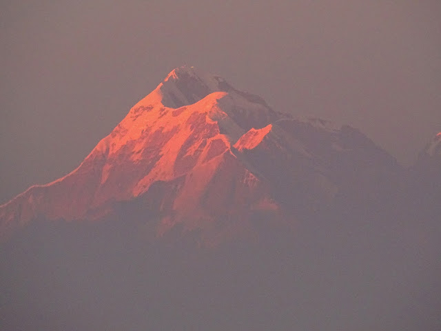 Himalaya View from Sitlakhet