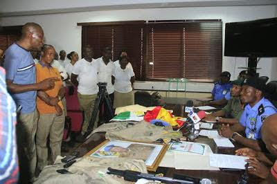 Image result for Peace Corps sues AGF, IGP and DSS over office raid