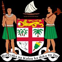 Logo Gambar Lambang Simbol Negara Fiji PNG JPG ukuran 200 px