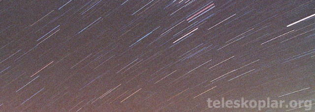 Lyrids meteor yağmuru