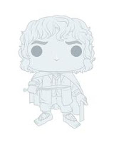 Funko Pop! Invisible Frodo
