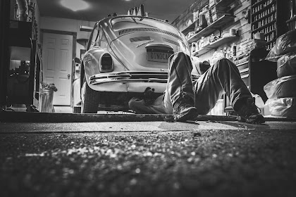 Have a Broken Vintage Car Wiring? Find a Diagram Online